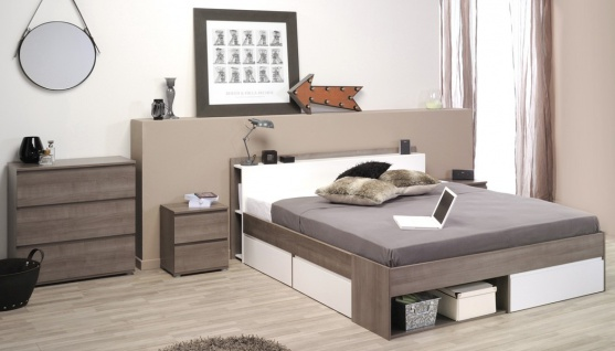 schlafzimmer bett 160x200 g nstig kaufen bei yatego. Black Bedroom Furniture Sets. Home Design Ideas