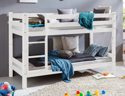 kinderbetten wei 90x200 g nstig kaufen bei yatego. Black Bedroom Furniture Sets. Home Design Ideas