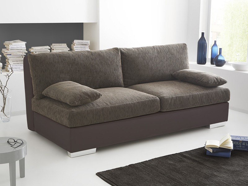 boxspring schlafsofa somerset braun 202x106cm dauerschl fer sofa kaufen bei vbbv gmbh co kg. Black Bedroom Furniture Sets. Home Design Ideas