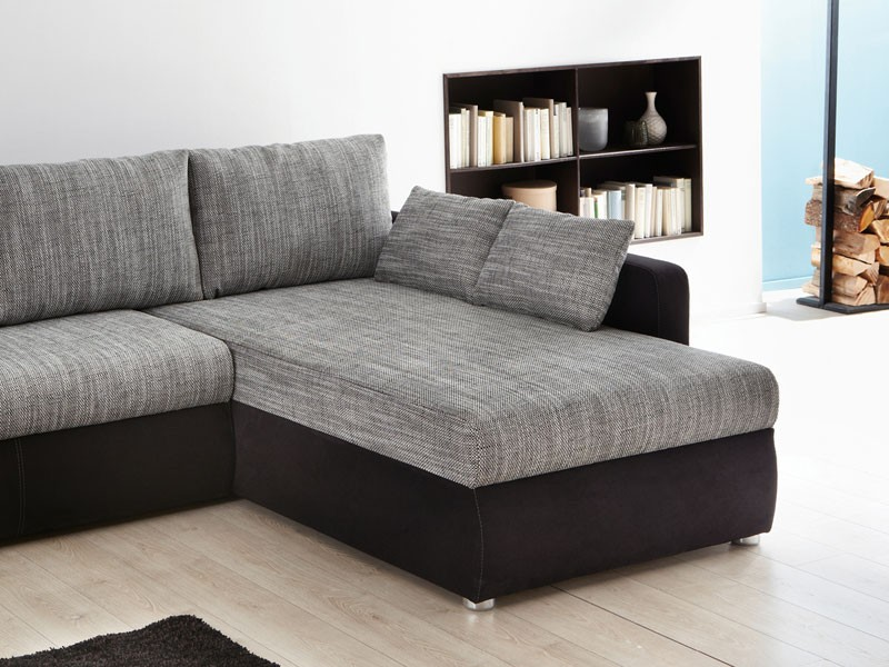 Couch Schwarz Amazing Big Sofa Schwarz Grau With Big Sofa