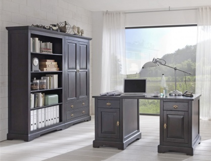 b ro arbeitszimmer komplett g nstig online kaufen yatego. Black Bedroom Furniture Sets. Home Design Ideas
