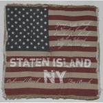 Sitzkissen Vintage USA
