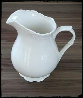 Chic Antique Kanne Provence 18 cm weiss