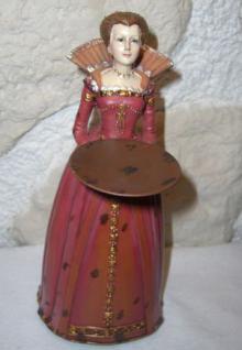 Renaissance Elisabeth altrosé 20,5 cm