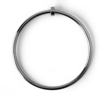 Handtuch-Ring Edelstahl oder Messing - Vorschau 1