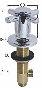 armaturen-HAI quad Geräteabsperrventil
