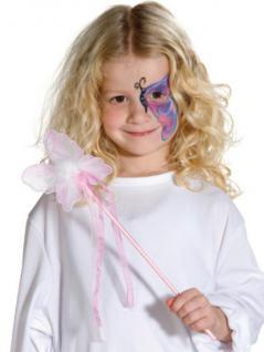 Feenstab, Zauberstab Feen Stab, rosa Schmetterling 05