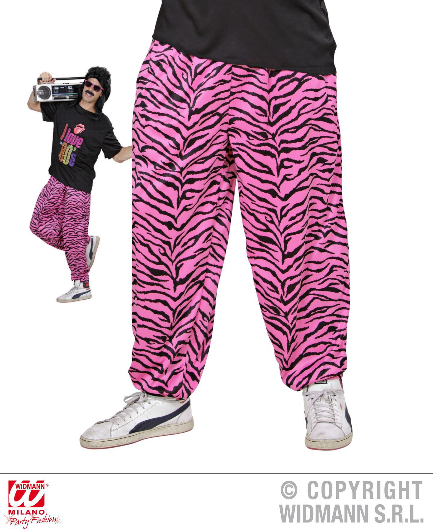 80er 90er jogginghose pink schwarz kaufen bei preiswert123 for 90er mode kaufen