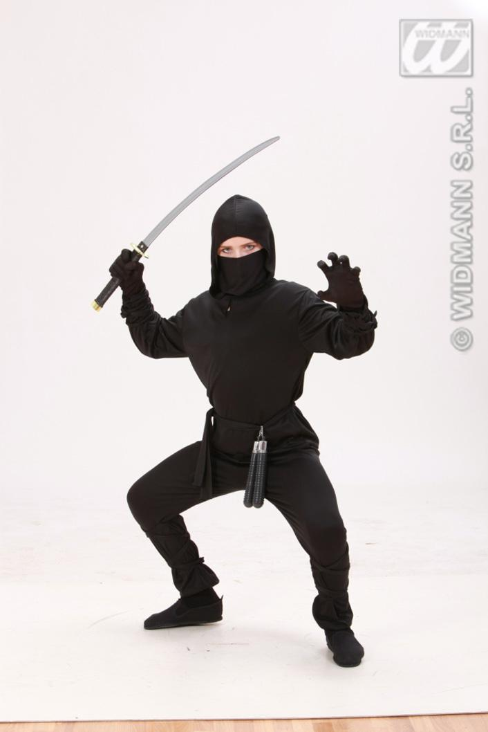 ninja kost m ninjakost m samurai kinder gute qualit t. Black Bedroom Furniture Sets. Home Design Ideas