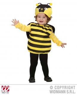 2 tlg. Kostüm Bienen, Kinder Kleinkinder 80-86, 1-2 Jahre, Karneval 1891