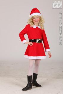 Weihnachts Kostüm Mädchen Kinder, Weihnachten 128