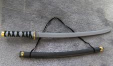 Ninja Schwert, Säbel, 61 cm, Asien, Japan, Karneval 2727