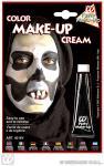 Schminke Make up, Tube SCHWARZ, Halloween Karneval 4018