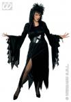 Hexe Elvira Hexenkostüm