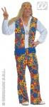 4tlg.Hippie Kostüm, Woodstock 70erJahre