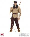 Indianer Kostüm, 4 tlg. Herren