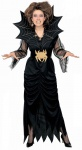 Schwarze Witwe, SPINNEN Kostüm Damen