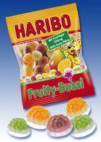 Haribo Fruity-Bussi 5 x 200g. Tüten OVP.