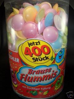 Hitschler Brause Flummis 400 Stück Dose