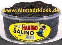 Haribo SALINO 150St. Dose Salmiak-Lakritz