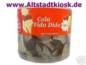 RED BAND Fruchtgummi FIDO DIDO COLA 100Stück