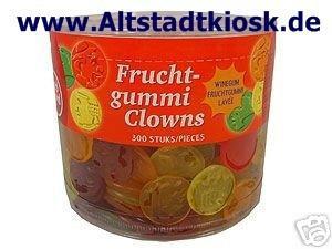 RED BAND Fruchtgummi Clowns 300St.DOSE