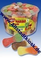 Haribo Fruchtgummi Saure Bären-Zungen150Stück