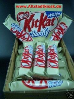 KitKat Chunky White v.Nestle 24x48g.Riegel
