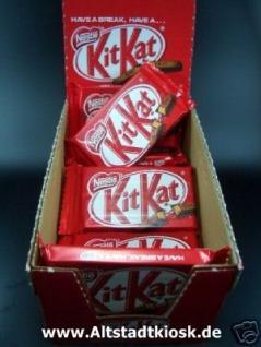 KitKat Original v.Nestle 24x45g.Riegel OVP