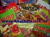 Haribo 8KG.Überraschungspaket 40x200g.Tüten