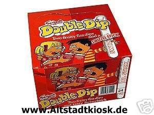 Double Dip Schleck-Pulver Or.+Kirsch 24St. (1St./0, - Vorschau