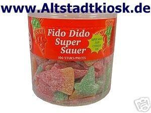 RED BAND FIDO DIDO SUPER SAUER100St.DOSE