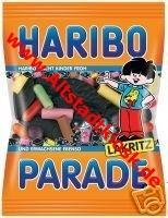Haribo Weingumm Lakritz-Parade5x200g.Tüten