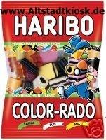 Haribo Fruchtgummi Color Rado 5x200g.Tüten