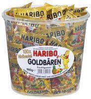 Haribo Goldbären 100 x Minibeutel OVP.
