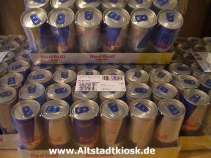 Red Bull Energy 24 x 250ml. Dosen incl. Pfand