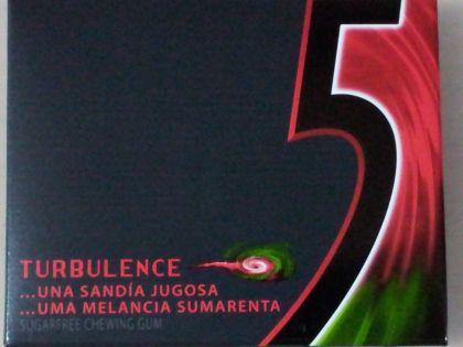 5 Gum TURBULENCE