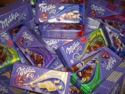 Milka 3 Kg. Überraschungspaket 30 x 100g. Tafeln - Vorschau