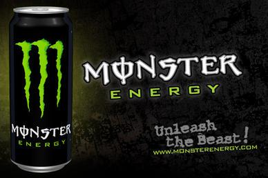 Monster-Energy 12 x 0,5 L. Dosen incl. 3,- Euro Pfand.