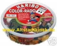 HARIBO Süßwaren-Mischung COLOR-RADO 500g. OVP