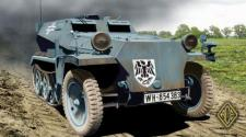 Sd.Kfz.253 Armoured Observation Post