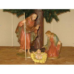 Heilige Familie, Berkalith, 20 cm hoch
