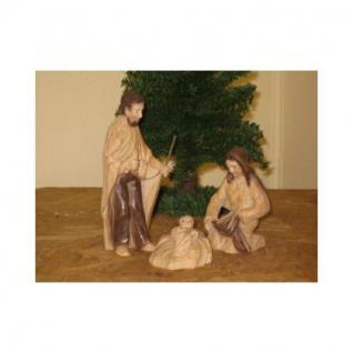 Heilige Familie, Berkalith, 16 cm hoch - Vorschau