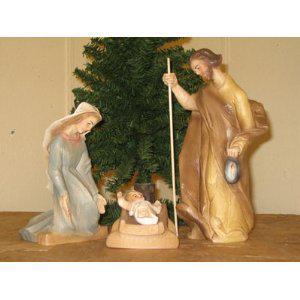 Heilige Familie, Berkalith, 20 cm hoch - Vorschau