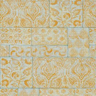 Tapete orange rot g nstig online kaufen bei yatego for Tapete orange