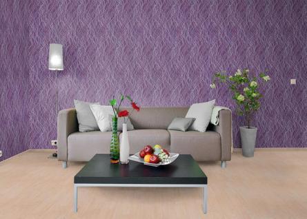 streifen tapete edem 036 26 abstrakte linien design tapete vinyltapete violett rosa pink blau. Black Bedroom Furniture Sets. Home Design Ideas
