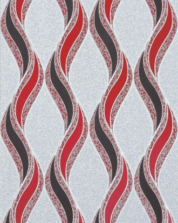 tapete rot silber g nstig online kaufen bei yatego. Black Bedroom Furniture Sets. Home Design Ideas