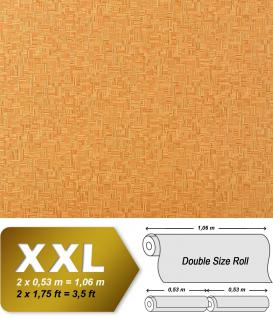 Holz Tapete 3D XXL Vliestapete EDEM 951-22 Bambus Holzmosaik-Optik geprägte Holz-Struktur Hell-braun 10, 65 qm
