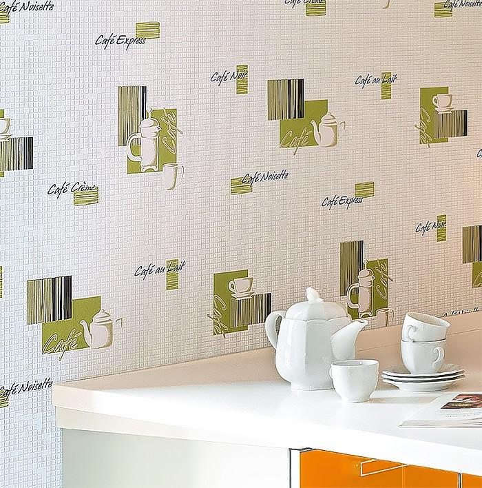 k chen tapete edem 062 20 tapete caf kaffeehaus mosaiksteine kachelstruktur wei creme schoko. Black Bedroom Furniture Sets. Home Design Ideas