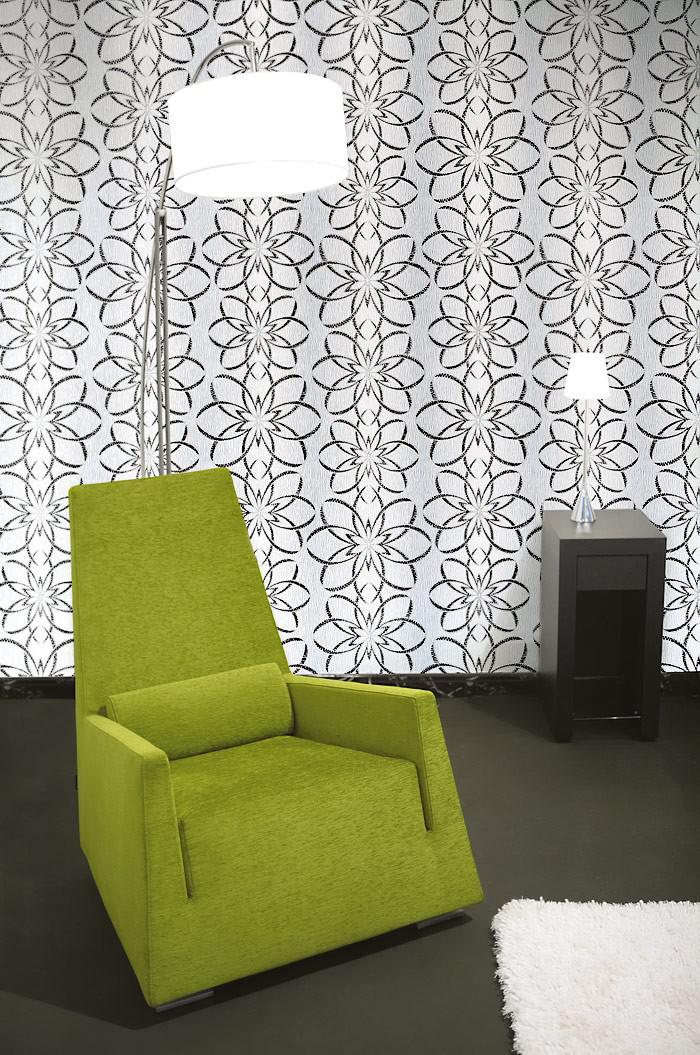 blumen tapete edem 047 23 blumentapete designer floral. Black Bedroom Furniture Sets. Home Design Ideas